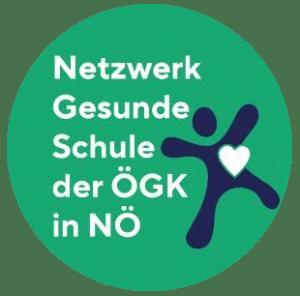 Button Netzwerk Gesunde Schule